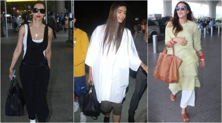 Sonam Kapoor, Neha Dhupia, Malaika Arora show us how to keep it easy yet trendy this summer