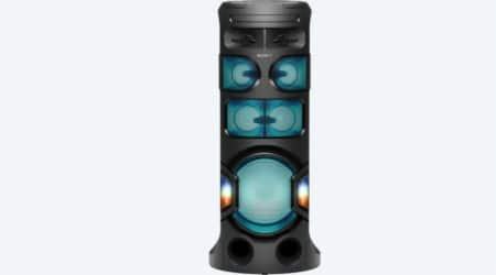 Sony audio systems, Sony HMC-V81D launch, Sony HMC-V71D launch, Sony HMC-V41D launch, Sony HMC-V81D price, Sony HMC-V71D price, Sony HMC-V41D price, Sony box speakers, Sony speakers availability