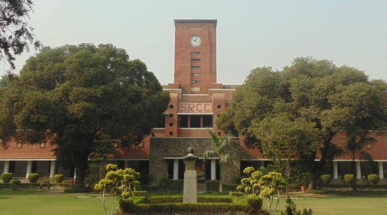 DU admissions 2018: SRCC releases first cut off; 97.75% ...