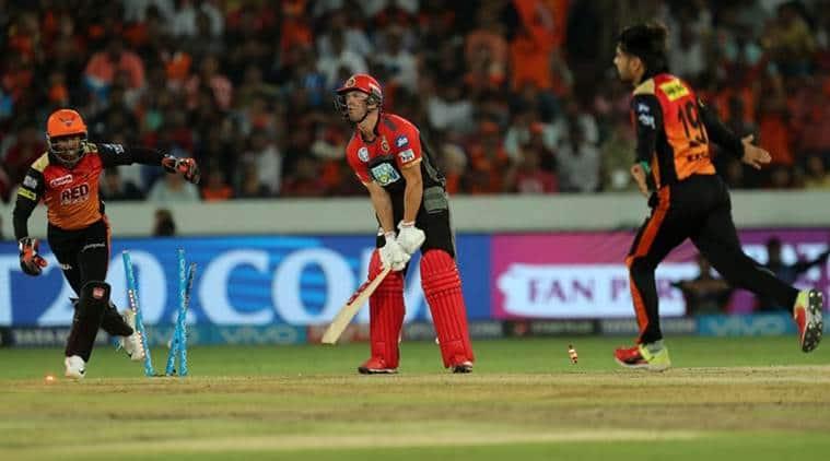IPL 2018, SRH vs RCB