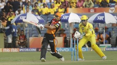 IPL 2018 Final, Live Cricket Score, CSK vs SRH Live Score: Sunrisers Hyderabad get off to slow start