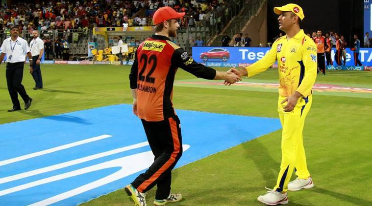 IPL 2018, SRH vs CSK