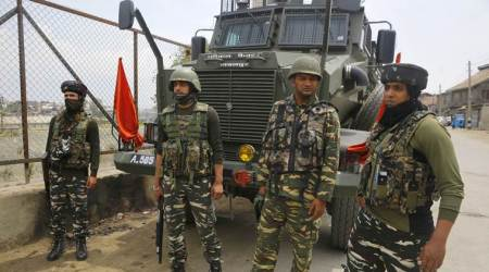 Two militants killed in encounter in Jammu Kashmir