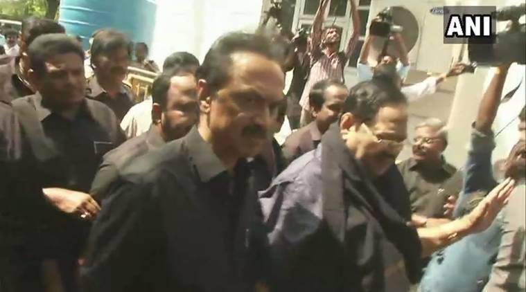 Tamil Nadu Leader of Opposition Stalin
