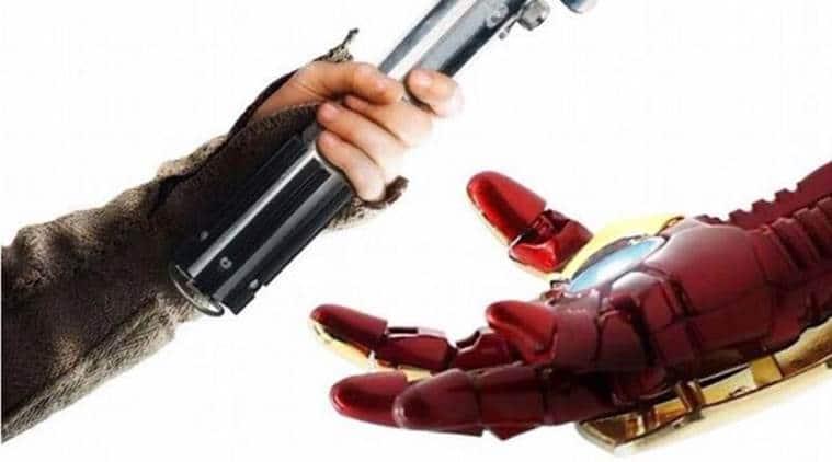 star wars lucasfilm avengers infinity war box office success