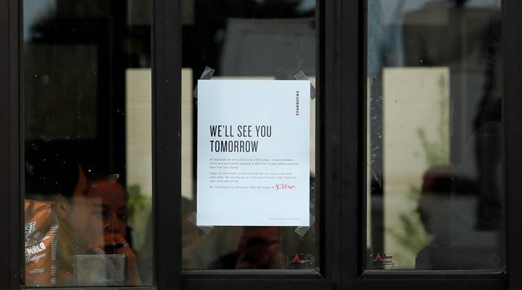 Starbucks closes stores for anti-bias training, asks workers to talk about race