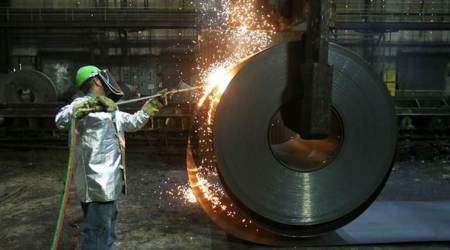 US allies hit back at Washington's steel, aluminium tariffs