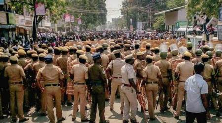 Tamil Nadu bandh LIVE: DMK, allies call dawn-to-dusk bandh today, Chennai tense
