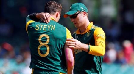 AB de Villiers, AB de Villiers retirement, AB de Villiers South Africa, Dale Steyn AB de Villiers, Dale Steyn, sports news, cricket, Indian Express