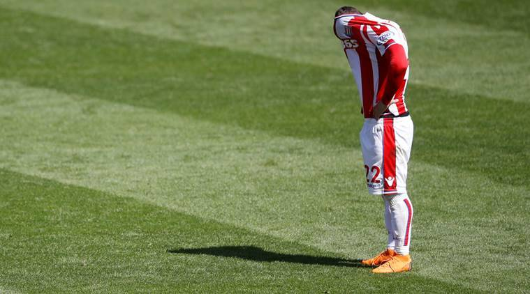 Stoke City, Stoke City relegated, Stoke City Premier League, Premier League news, sports news, football, Indian Express
