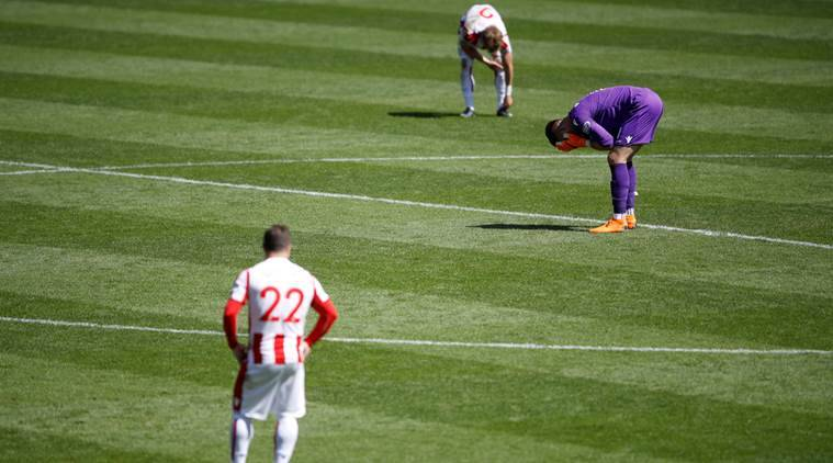 Stoke City, Stoke City relegation, English Premier League, English Premier League news, West Brom, sports news, football, Indian Express