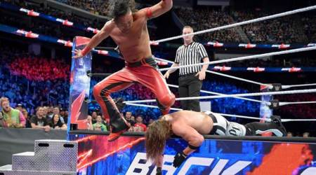 WWE Backlash 2018 Results: AJ Styles retains WWE title after match against Shinsuke Nakamura ends in no-contest