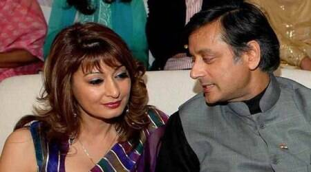Former Union minister and Congress leader Shashi Tharoor.