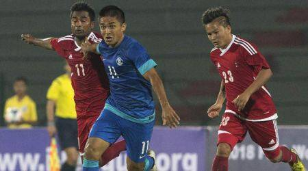 Sunil Chhetri calls for away matches against tougher opponents ahead of Asian Cup