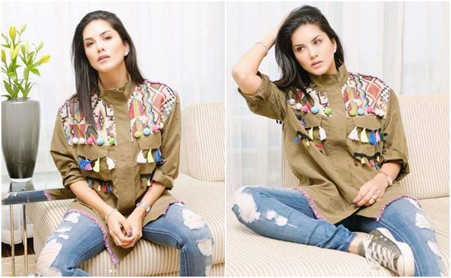 Sunny Leone, Sunny Leone birthday, happy birthday Sunny Leone, hbd Sunny Leone, Sunny Leone street style, Sunny Leone latest news, Sunny Leone latest photos, Sunny Leone updates, Sunny Leone images, Sunny Leone pictures, celeb fashion, bollywood fashion, indian express, indian express news