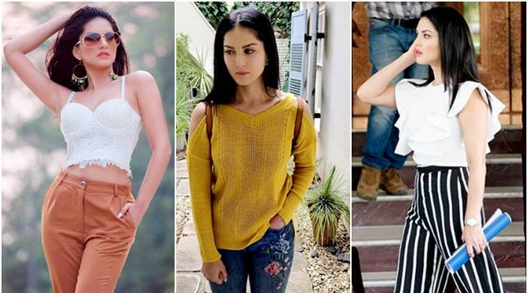 Photos happy birthday sunny leone 10 chic street style for Statements that will blow your mind