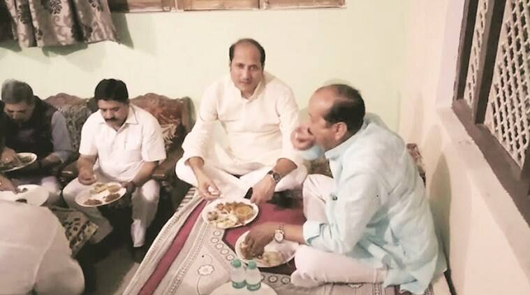 Dalit tourism' not in BJP tradition: UP minister