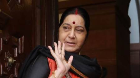 Work permit for H-1B spouses: Will spare no effort to persuade US to change mind, says Sushma Swaraj