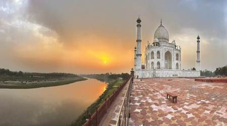 This is what it takes to keep the Taj Mahal standing