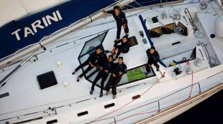 Our entire journey an example of breaking all stereotypes: INSV Tarini crew