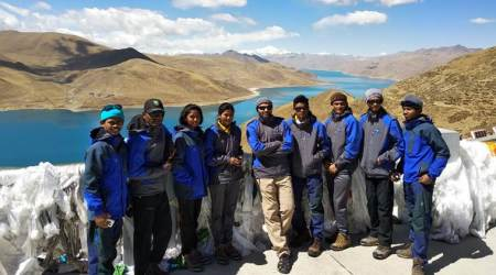 Four tribal students from Chandrapur scale Mount Everest
