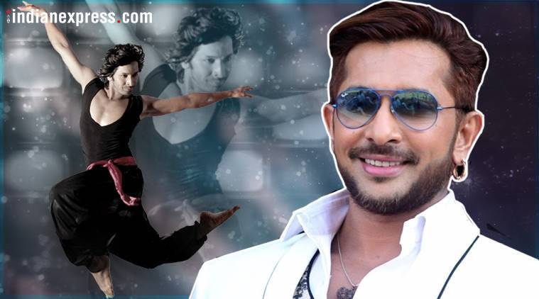 Choreographer Terence Lewis