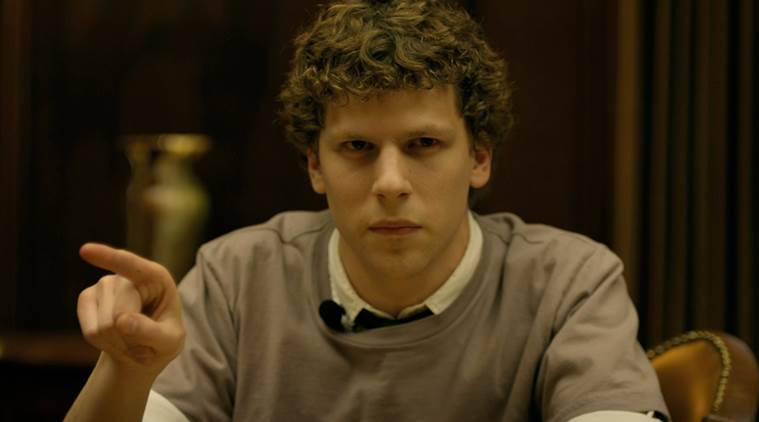 the social network is based on facebook founder mark zuckerberg's life