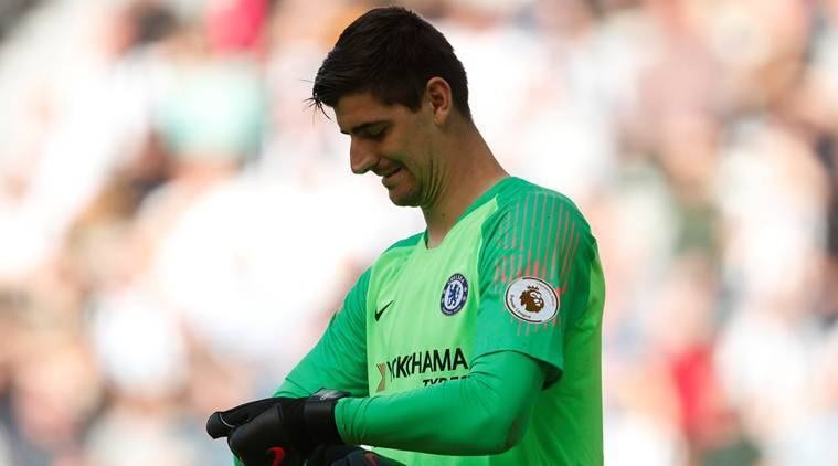 Chelsea's Thibaut Courtois expects Jose Mourinho 'surprises' in FA Cup final