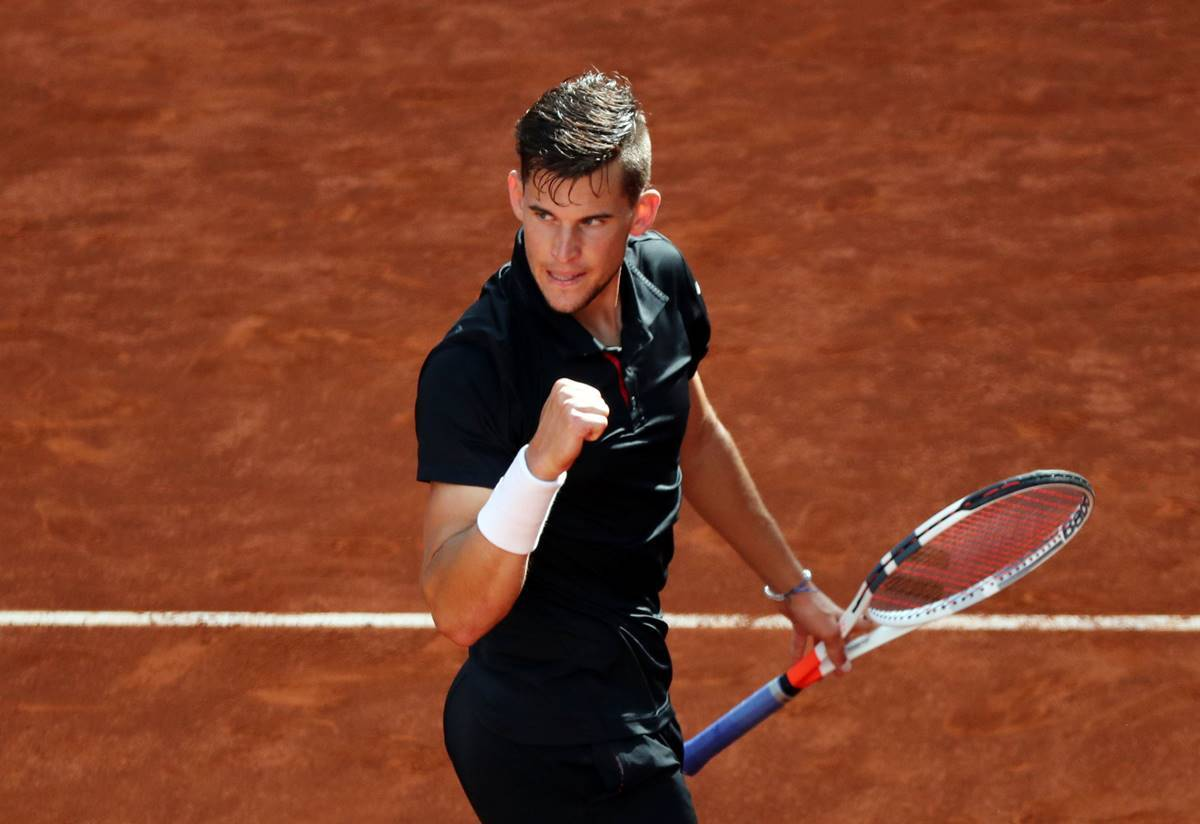 Rafa Nadal Loses To Dominic Thiem In Madrid First Loss On Clay In A Year Sports News The Indian Express