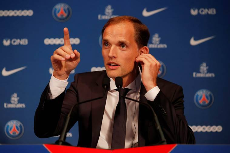 New PSG boss Thomas Tuchel backs 'artist' Neymar to express himself