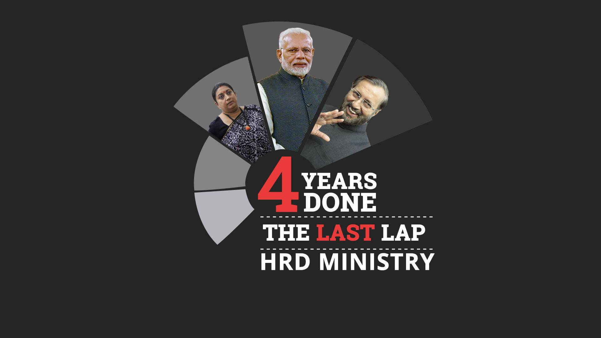 Four years of the Modi government: In education, what the HRD ministry did, is doing and failed to do