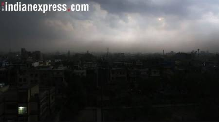 Weather highlights: Dust storm alert in Uttar Pradesh, heavy rains likely in parts of Northeast