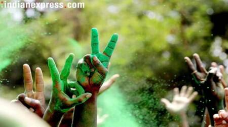 The ruling Trinamool Congress (TMC) is believed to have an edge over the BJP and the Left-Congress combine.