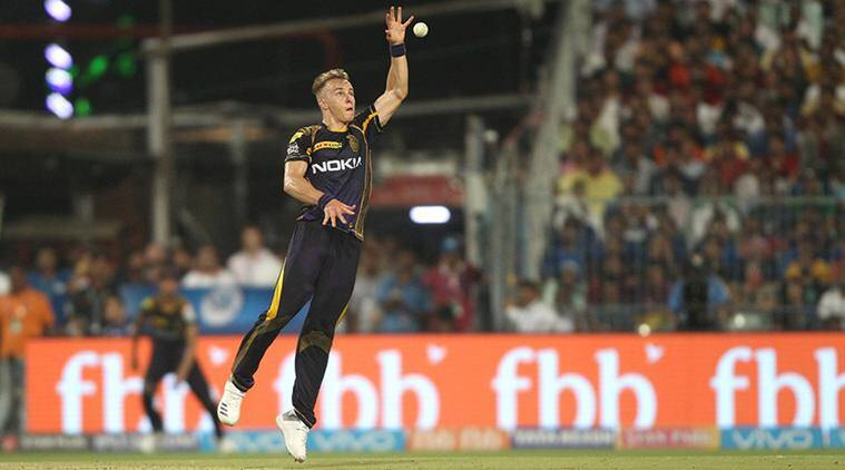 IPL 2018, Indian Premier League, Tom Curran, Tom Curran Kolkata Knight Riders, Tom Curran KKR, sports news, IPL news, cricket, Indian Express