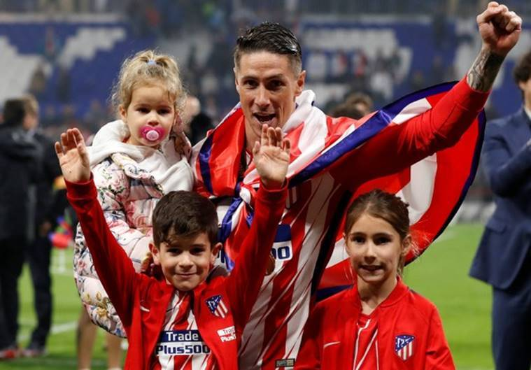 Atletico coach Simeone expects great Europa League final against Marseille