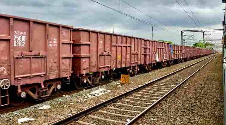 Train, Northeast frontier Railway