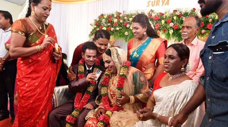 Kerala transgender couple tie knot; major win for LGBTQI+ community