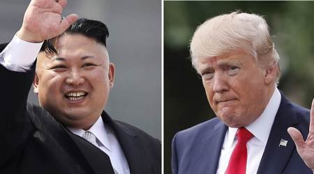 Donald Trump says summit talks with Kim Jong-Un will not take place
