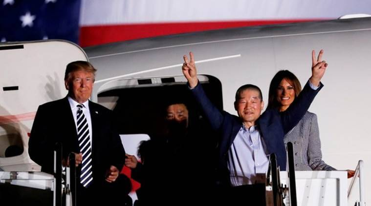 Trump's instinct in Korea crisis and elsewhere is 'go big'