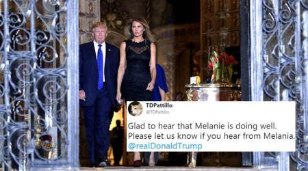 Donald Trump misspells Melania Trump's name and Twitterati are in no mood to forgivehim
