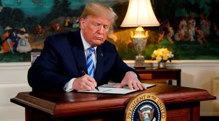 No objection to Europe sending medical supplies to Iran: Trump