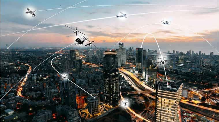Uber, UberAir, flying taxis, Uber Air, Uber Elevate Summit, Uber flying cars launch, urban air taxis, Uber app, jet powered vehicles