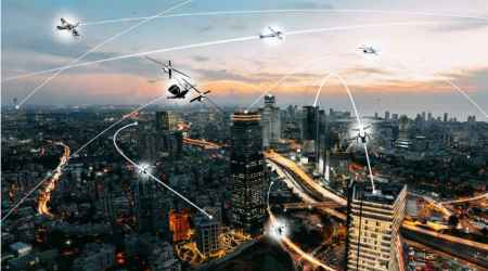 Uber opens up international contest for a third flying taxi city