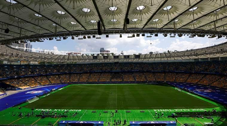 Real Madrid vs Liverpool, UEFA Champions League Final ...