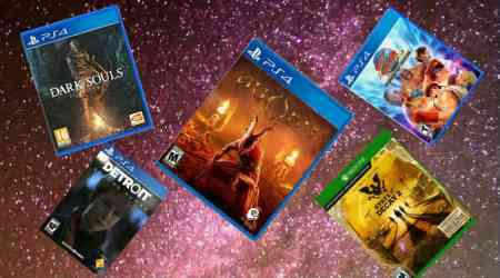 Top 5 video games May 2018, agony, detroit become human, street fighter, state of decay 2, dark souls