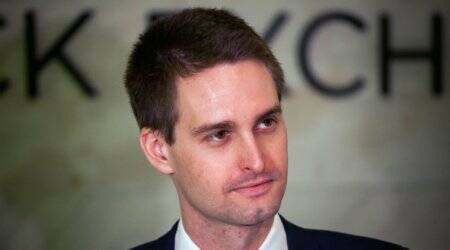 Snap CEO says Facebook is all about competing for attention