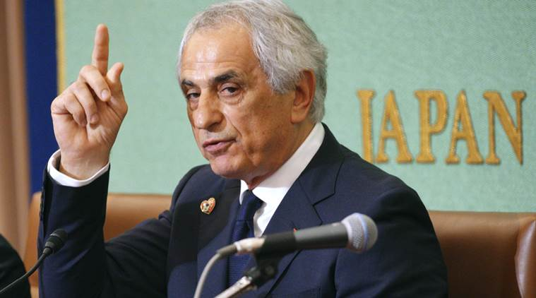 Former coach Vahid Halilhodzic launches lawsuit over Japan dismissal