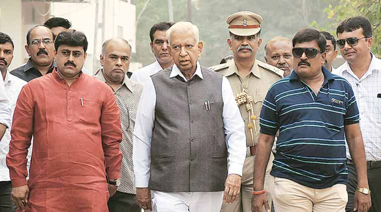 Vajubhai Vala, Governor: If verdict hung, all eyes will be on old Gujarat hand