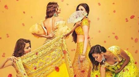 poster of kareena kapoor starrer veere di wedding