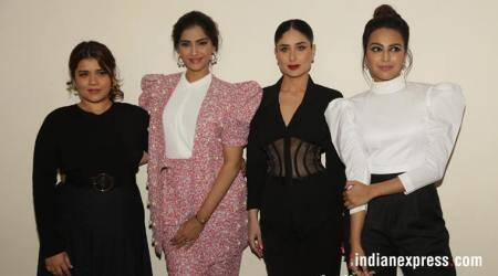 'Veere Di Wedding' promotions: Kareena Kapoor, Sonam Kapoor, Swara Bhasker and Shikha Talsania go for formals